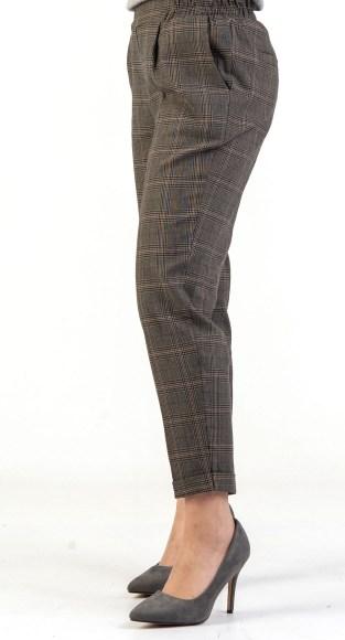 Παντελόνι με μεγάλα καρό