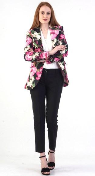 Σακάκι floral